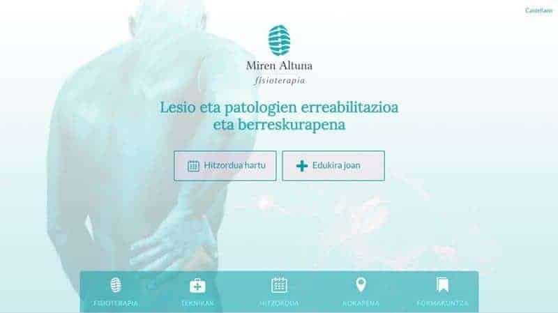 Miren Altuna Fisioterapia