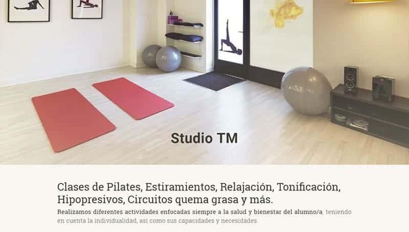 Studio TM – Terapias de Movimiento