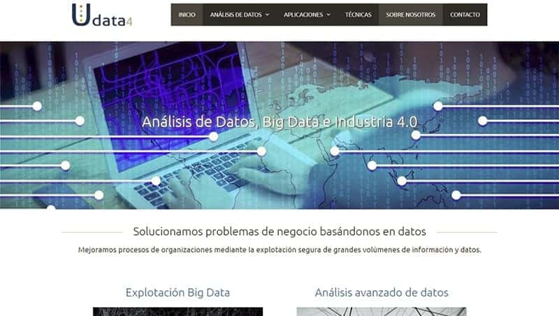 Udata4   Soluciones de negocio basadas en tus datos